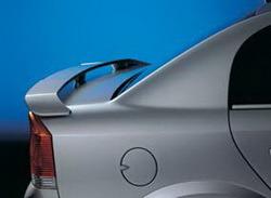Спойлер задний Opel Vectra C Седан (рестайлинг)