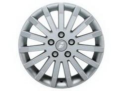 Диски литые R16 легкосплавные серебристые дизайн Signa-Design для Opel Astra H, Opel Corsa D, Opel Vectra C, Opel Zafira B