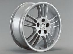 Диски литые R16 легкосплавные серебристые дизайн Spectra Line-Design для Opel Vectra C, Opel Zafira B