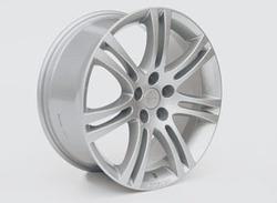Диски литые R16 легкосплавные серебристые дизайн Stila-Design для Opel Astra H, Opel Corsa D
