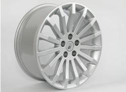 Диски литые R18 легкосплавные серебристые дизайн Signa-Design для Opel Vectra C