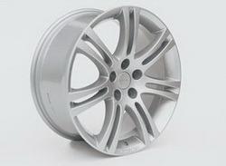 Диски литые R18 легкосплавные серебристые дизайн Stila-Design для Opel Vectra C, Opel Zafira B