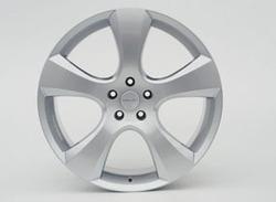 Диски литые R20 легкосплавные серебристые дизайн Evostar-Design для Opel Antara, Opel Astra J c бензиновыми двигателями 1,6T л, дизельными двигателями 1,7 л и 2,0 л