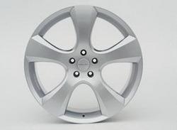 Диски литые R20 легкосплавные серебристые дизайн EvoStar-Design для Opel Vectra C