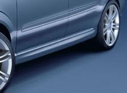 Пороги Opel Zafira B