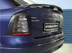 Фонари задние Opel Astra G тонированные