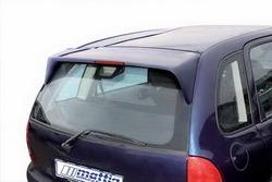 Спойлер на крышу Opel Corsa B с третьим дополнительным стоп-сигналом