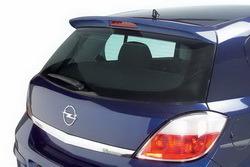 Спойлер на крышу Opel Astra H