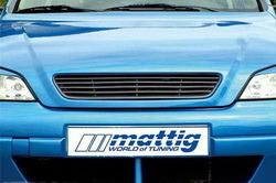 Решетка радиатора Opel Astra G