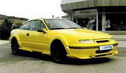 Бампер передний Opel Calibra в стиле Extrem