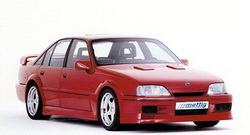 Бампер передний Opel Omega A