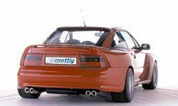 Бампер задний Opel Calibra в стиле Extrem