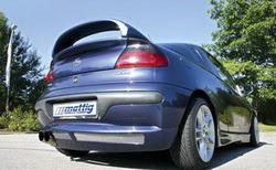 Бампер задний Opel Tigra