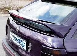 Спойлер задний Opel Astra F с третьим дополнительным стоп-сигналом