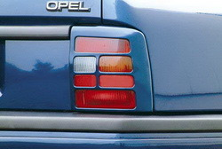 Накладки на фонари Opel Vectra A