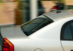 Спойлер на крышу Opel Vectra C