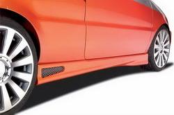 Пороги Opel Corsa C
