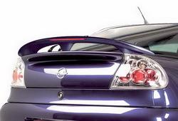Спойлер задний Opel Tigra A с третьим дополнительным стоп-сигналом