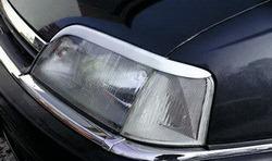 Реснички на фары Opel Omega A