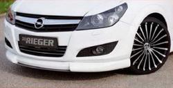 Накладка на бампер передний Opel Astra H Хэтчбек, Универсал