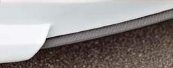 Сплиттер для накладки на бампер передний Opel Corsa D (дорестайлинг)