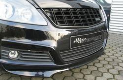 Накладка на бампер передний Opel Zafira B