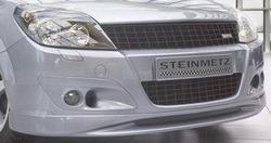 Решетка радиатора Opel Astra H Хэтчбек, Универсал (дорестайлинг)