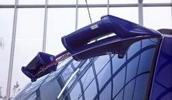 Спойлер на крышу Opel Astra H Универсал
