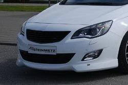 Решетка радиатора Opel Astra J Хэтчбек, Sports Tourer (дорестайлинг)