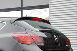 Спойлер на крышу Opel Astra J Хэтчбек