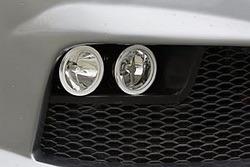 Фары дальнего света и противотуманные фары Opel Astra H в стиле GTC/R