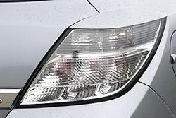 Фонари задние Opel Astra H в стиле GTC/R