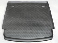 Коврик в багажник Opel Corsa D с антискользящим покрытием и надписью Irmscher