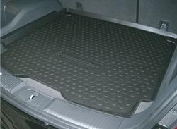 Коврик в багажник Opel Antara с антискользящим покрытием и надписью Irmscher
