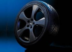Шины летние Kumho KU 31 225 / 35 R20 90Y с литыми дисками Irmsher в стиле Evo-Star Black-Design 8 x 20 ET 40 для Opel Astra J