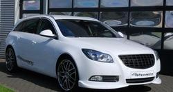 Обвес на Opel Insignia SportsTourer (дорестайлинг) от компании Steinmetz
