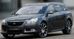 Обвес на Opel Insignia SportsTourer от компании Irmscher