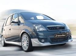 Обвес на Opel Meriva A с 2006 г.в. от компании Irmscher