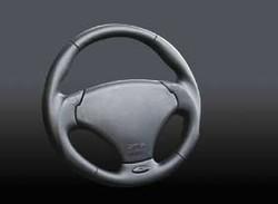 Руль для Opel Astra G, Opel Corsa C, Opel Tigra спортивный кожаный