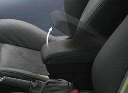 Подлокотник для Opel Astra J средний складной