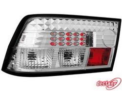 Фонари задние Opel Calibra прозрачные LED (светодиодные)