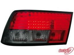 Фонари задние Opel Calibra красные и черные LED (светодиодные)