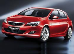 Обвес на Opel Astra J 5-ти дверная от компании Irmscher