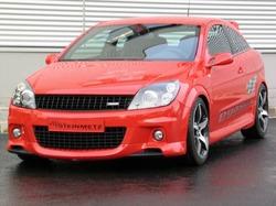 Обвес на Opel Astra H GTC OPC от компании Steinmetz