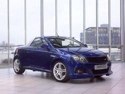 Обвес на Opel Tigra Twin Top от компании Steinmetz