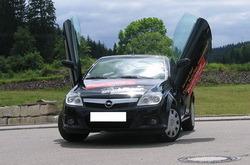 Ламбо двери для Opel Tigra