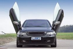 Ламбо двери для Opel Astra G