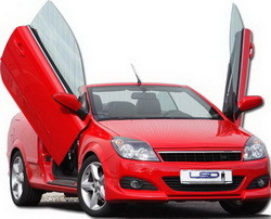 Ламбо двери для Opel Astra H