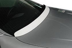 Накладка на капот Opel Astra G