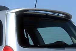 Спойлер на крышу Opel Astra G в стиле GT/R2.